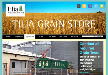Tiia Grain Storage