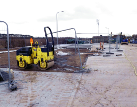 MG Plant Hire & Ground Works
